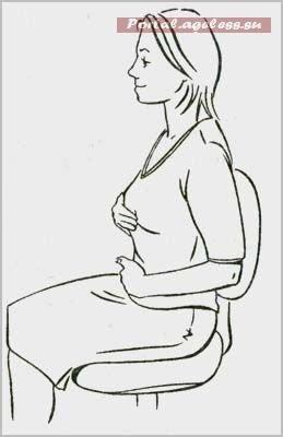 Коррекция осанки с помощью дыхания. Открытие «Окна дыхания»