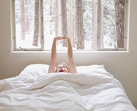 Утренние упражнения для красоты и здоровья