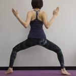 Всего 1 упражнение: Подтянуть бедра, живот и талию одновременно!