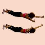 Тренировка «Расправь крылья» для красивой груди