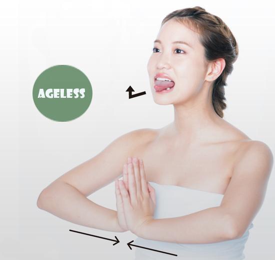 Когао 2 в 1 – для овала лица и груди