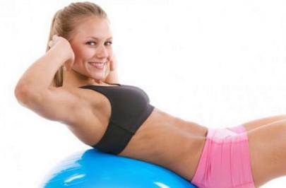 как правильно втягивать живот чтобы похудеть видео