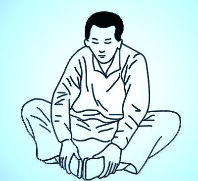 Всего 5 минут в день: скрещивание ног для здоровых коленей и лечения геморроя