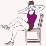 Всего 2 упражнения помогут оздоровить сердце