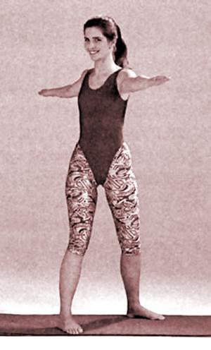Антистресс-гимнастика для тех, кто много времени проводит стоя