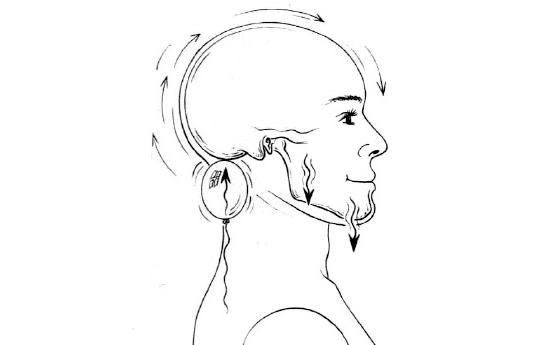 """Метафора """"Воздушный шар"""" для головы и шеи - Эрик Франклин"""