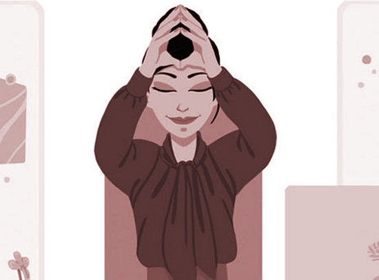 Йога между делом: убираем стресс, улучшаем здоровье