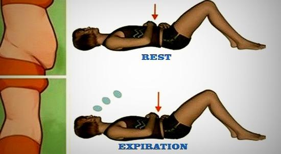 Упражнение ЖЕЛЕЗНЫЙ ЖИВОТ (IRON BELLY) : плоский живот за 3 недели