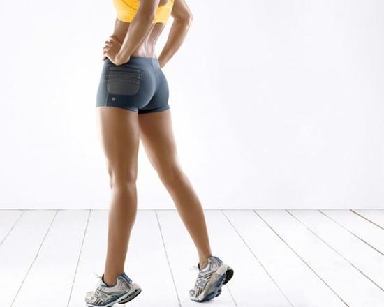 5 упражнений для внутренней поверхности бедер и ягодиц