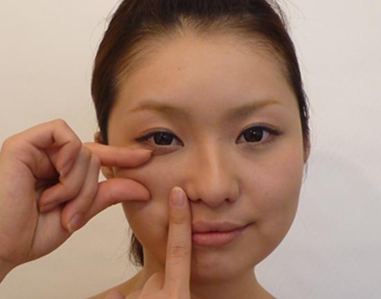 Лифтинг массаж лица, поднимающий щеки от Takashi Isamu