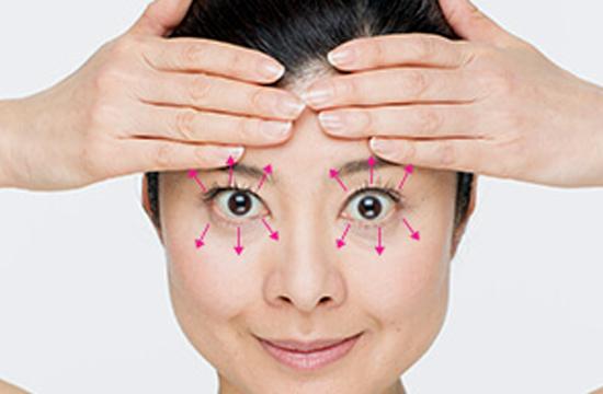 Открываем глаза и стираем морщины: упражнение 2 в 1 от Мамады Йошико