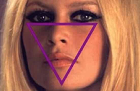 Треугольник МОЛОДОСТИ вашего лица: выглядеть на 20 лет моложе!