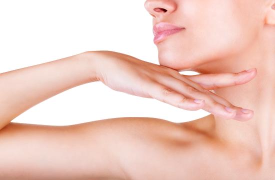 Укрепляем шею и подтягиваем подбородок: Упражнение «БАБОЧКА»