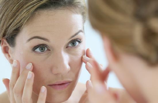 Косметологические признаки возрастных изменений на лице