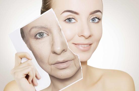 Возрастные изменения кожи лица и шеи