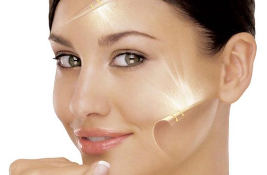 Чистка лица природными средствами – медом, маслом, отрубями и др.