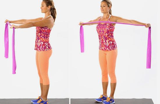 Выглядеть стройнее и чувствовать себя лучше с помощью всего одного упражнения