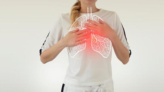 Восстановление функции легких и дыхания после ковида