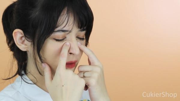 Как сделать нос меньше с помощью массажа